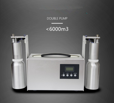 Fragrance Equipment Automatic Scent Diffuser Central Air Conditioning Fresh Air System Aromatherapy Machine Professional Fragrance Diffuser for Office Hotel