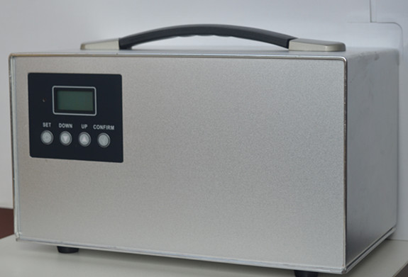 Hotel Scent Air Diffuser 6000CBM Coverage Scent Diffuser Machine Air Conditioner HVAC Scent Diffuser