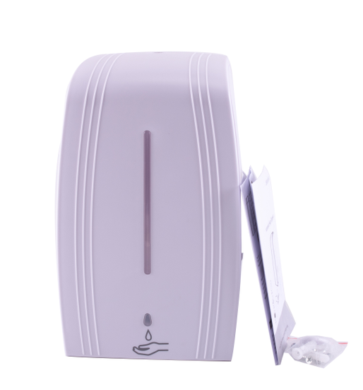 SHSD-03 Wall mounted 1000ml Large Capacity Touchless Infrared Automatic Induction Hand Sanitizer Foam Dispenser